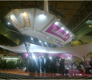 Eukanuba Exhibition
