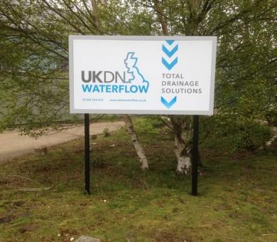 Signage UK Drainage