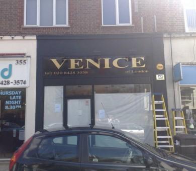 Venice Shop Front