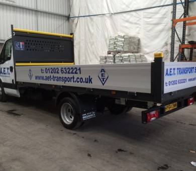 AET Flat Bed