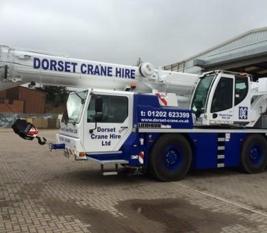 Dorset Crane