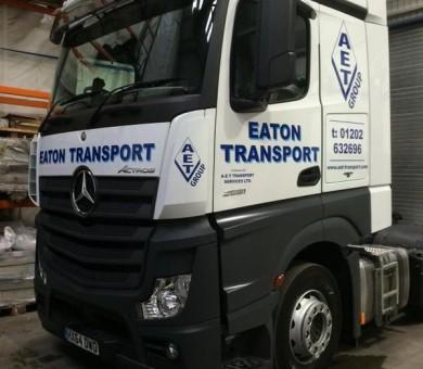 Eaton Lorry Livery