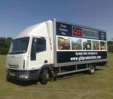 GLD Lorry Liveries