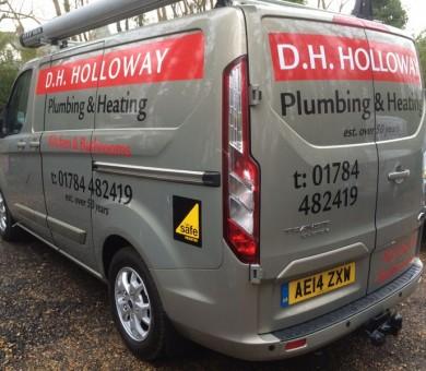 Holloway Livery