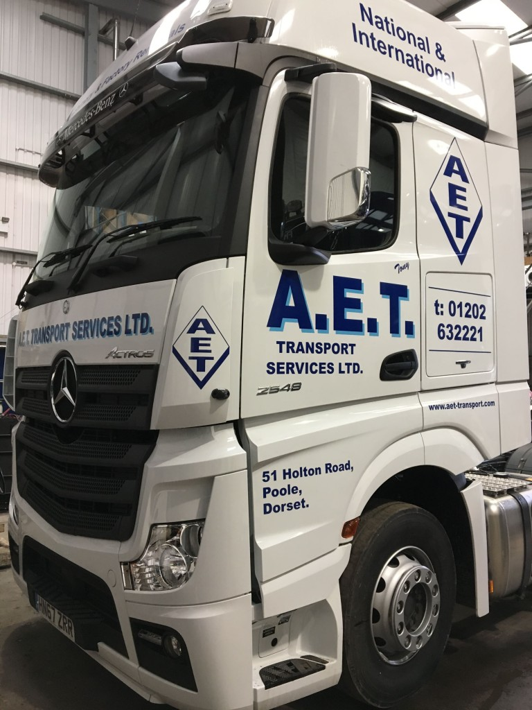 Lorry Liveries - Bournemouth Sign Makers – Signs and Display