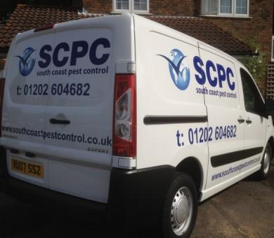 Vehicle Livery SCPC